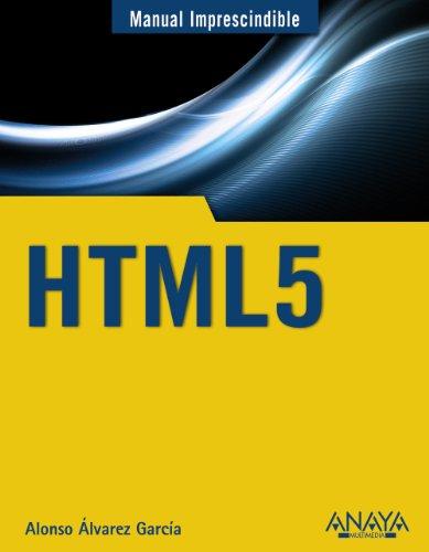 HTML5 (Manuales Imprescindibles)