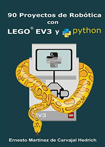 90 Proyectos de Robótica con LEGO EV3 y Python