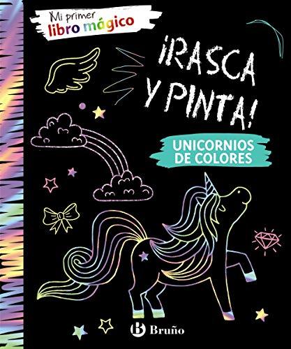 Mi primer libro mágico. Unicornios de colores (Castellano - A Partir De 6 Años - Manipulativos (Libros Para Tocar Y Jugar), Pop-Ups - Otros Libros)