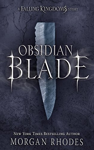 Obsidian Blade (English Edition)