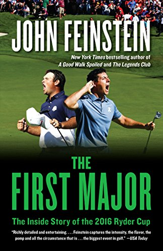 The First Major: The Inside Story of the 2016 Ryder Cup (English Edition)