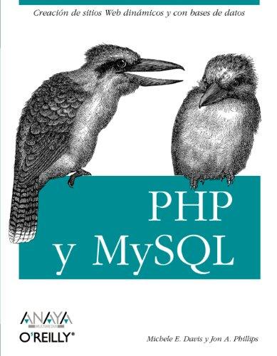PHP y MySQL (O'reilly (anaya Multimedia))