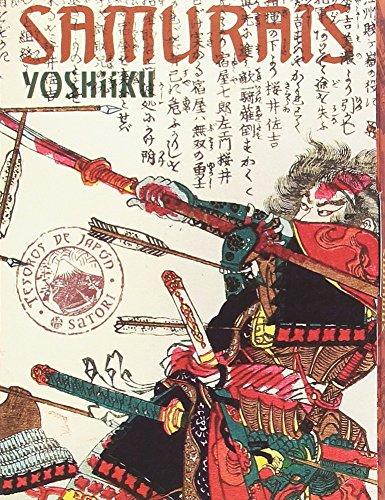 Samurais (TESOROS DE JAPON)